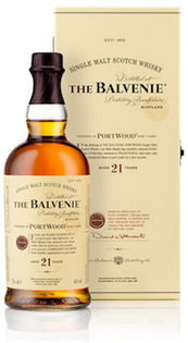 The Balvenie Scotch Single Malt 21 Year Portwood 750ml